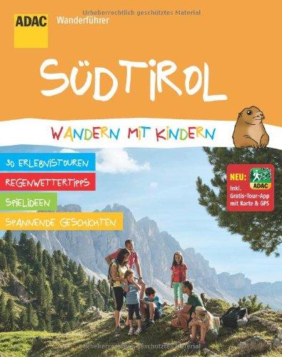 ADAC Wanderführer Südtirol