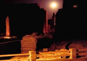 Luxor Sound-and-Light Show Ägypten