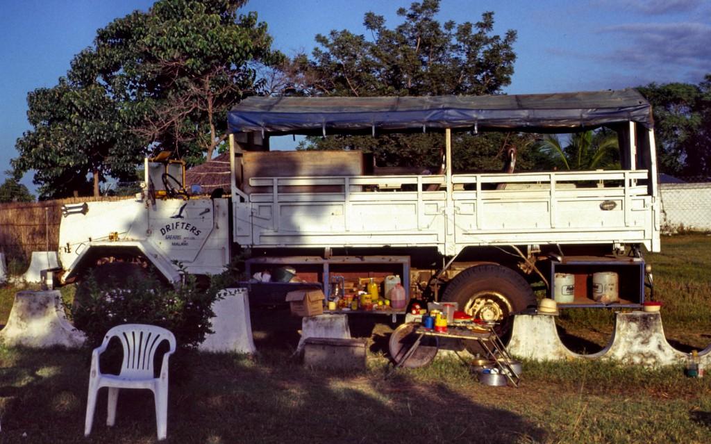 Mit dem Truck durch Malawi