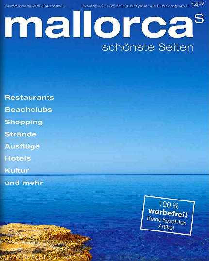 Buchvorstellung: Mallorcas schönste Seiten