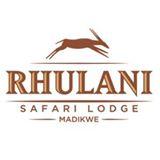 Rhulani Safari Lodge, Südafrika