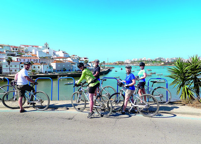 Erkundung aus nächster Nähe: OLIMAR Mountainbike-Touren an der Algarve  Quelle: OLIMAR Reisen / olimar.com