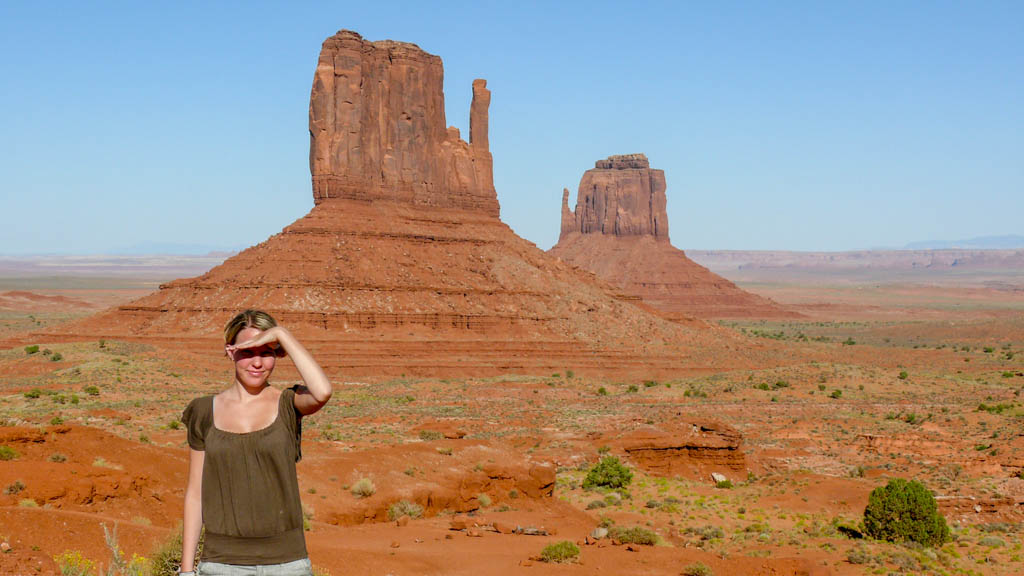Monument Valley USA Copyright Nadja & Eva / Oh the happy sinner  http://ohthehappysinner.blogspot.de/