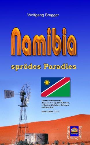 Ebook: Namibia – sprödes Paradies