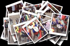 Swaziland: Reed-Tanz der Mädchen zur Ehre ihres Königs