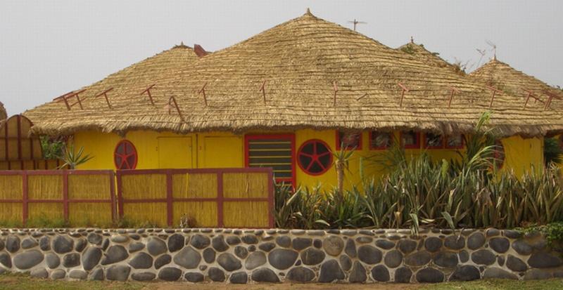 Afrikanisches Restaurant auf den Kapverden Copyright: Melanie Jungwirth, http://urlaubsgeschichten.at/