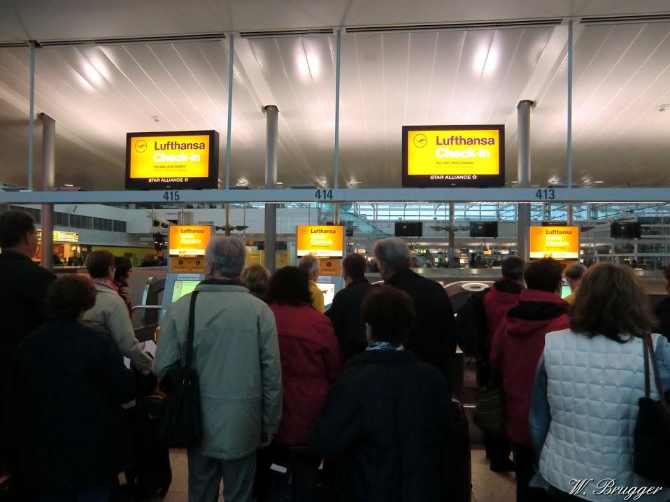 Lufthansa Flughafen München