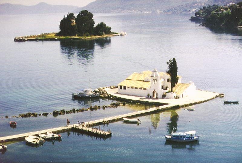 Korfu - Vlachernes