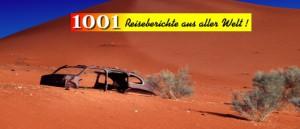 1001 Reiseberichte in deutscher Sprache: Seit 1996