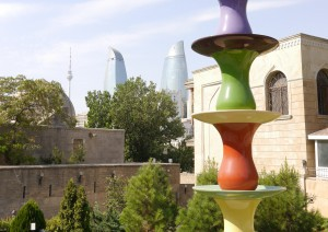 Baku - Tradition trifft auf Moderne ©Ministry of Culture and Tourism of Azerbaijan