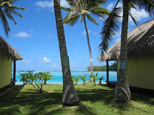 Tahiti  By: tiarescott. Gefunden auf Flickr.com unter CC-Lizenz