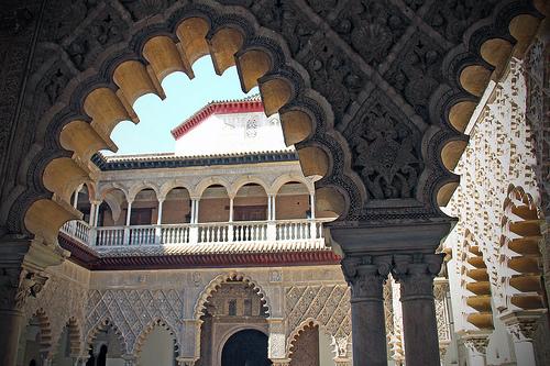 Spanien: Sevilla. By: Rene Lonkowsky. Gefunden auf Flickr.com unter CC-Lizenz