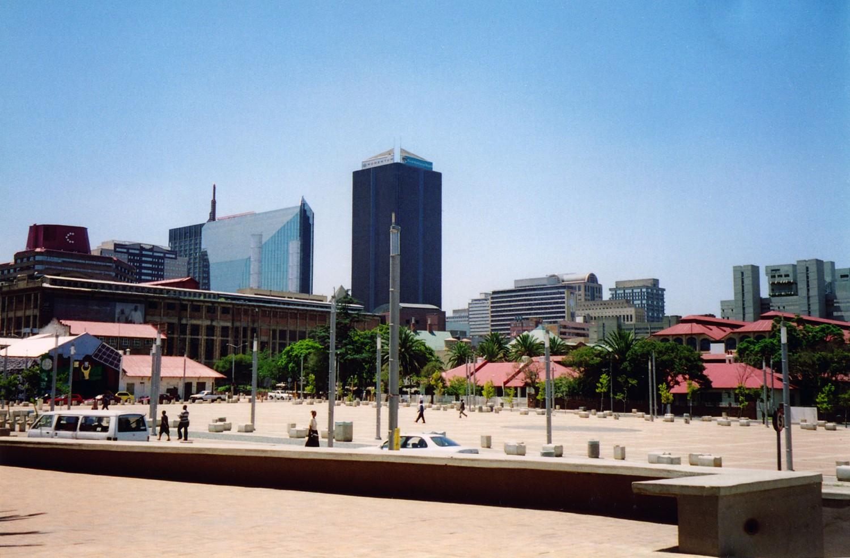 Newtown, JohannesburgBy: Chris Eason - CC BY 2.0. Gefunden auf Flickr.com unter CC-Lizenz