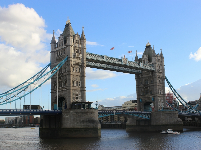 London Tower Bridge Copyright Lydia vom Blog http://on-a-journey.jimdo.com