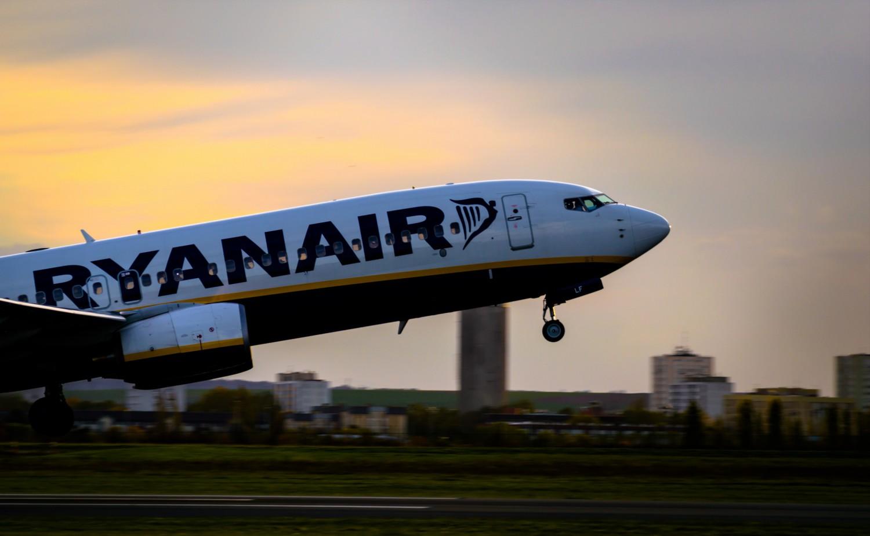 Ryanair -By: PurplePoulpe - CC BY 2.0. Gefunden auf Flickr.com unter CC-Lizenz