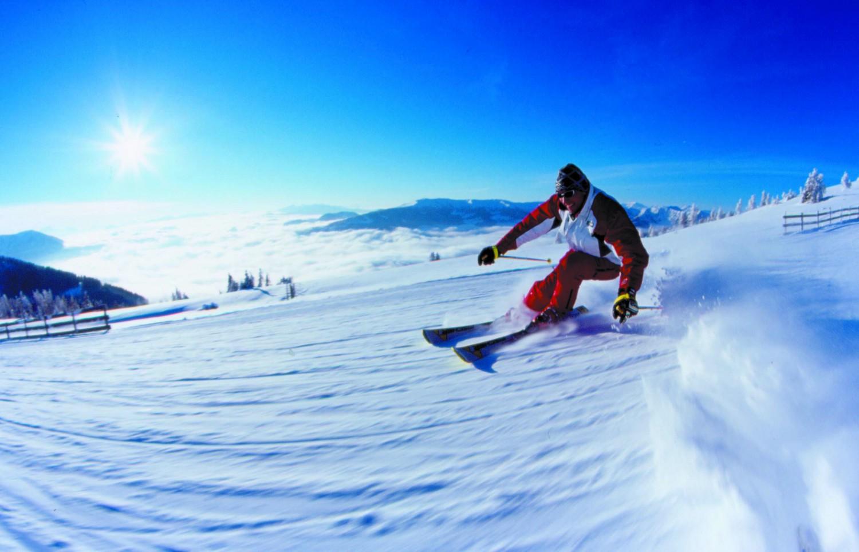 Skifahren By: Bad Kleinkirchheim - CC BY 2.0. Gefunden auf Flickr.com unter CC-Lizenz