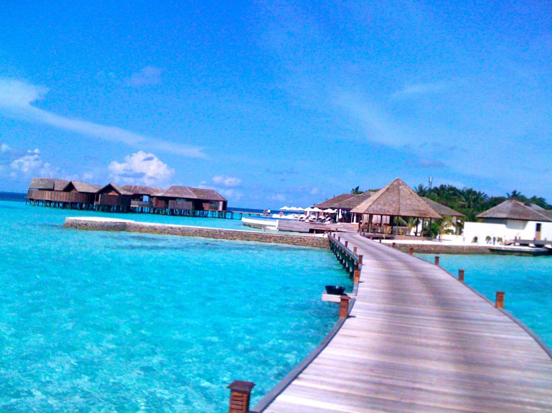 Malediven. By: bjoern - CC BY 2.0. Gefunden auf Flickr.com unter CC-Lizenz