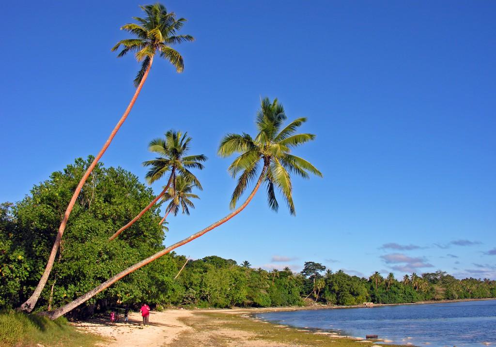 Erakor Beach, Efate, Vanuatu. By: Phillip Capper - CC BY 2.0 . Gefunden auf Flickr.com unter CC-Lizenz