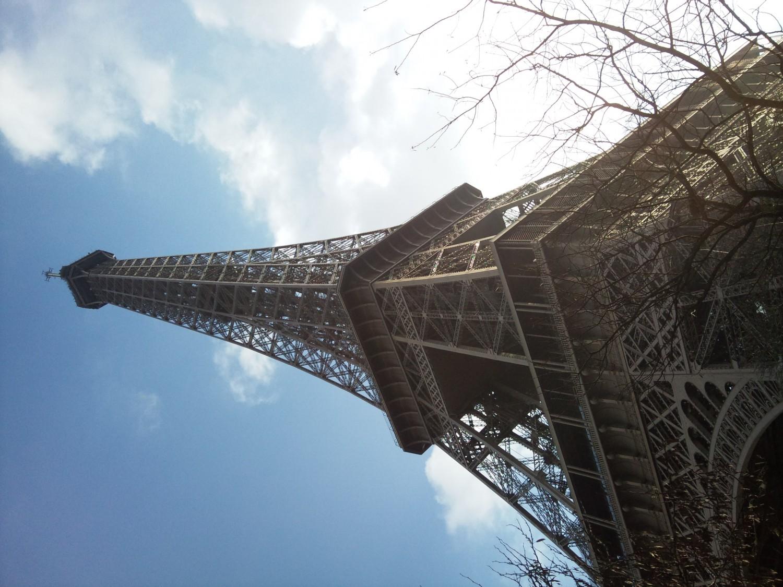 EiffelturmBy: Patrik Tschudin - CC BY 2.0