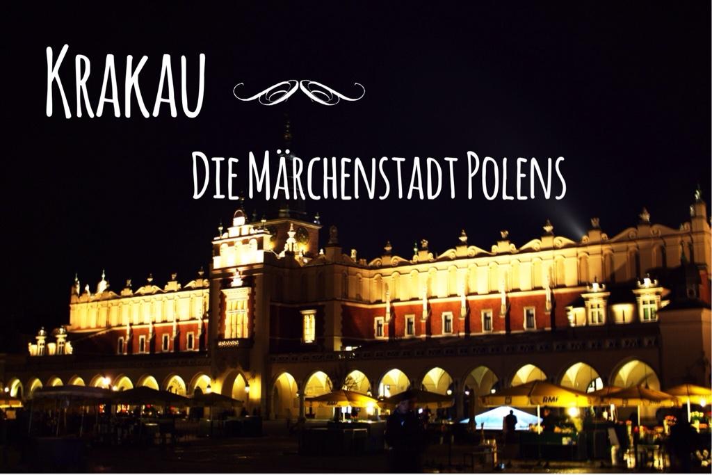 Krakau, Märchenstadt Polens. Copyright Lynn Benda, www.lieschenradieschen-reist.com