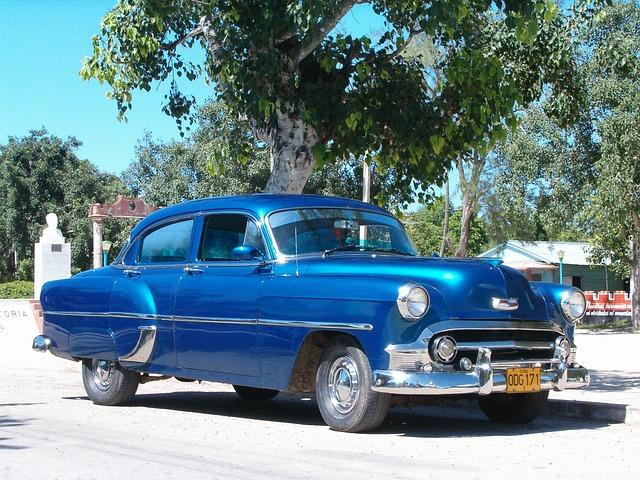 Cuba. ewirz / Pixabay. Gefunden unter CC0 -Lizenz