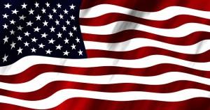 USA Flagge. Photo by geralt. . Gefunden unter CC0 -Lizenz
