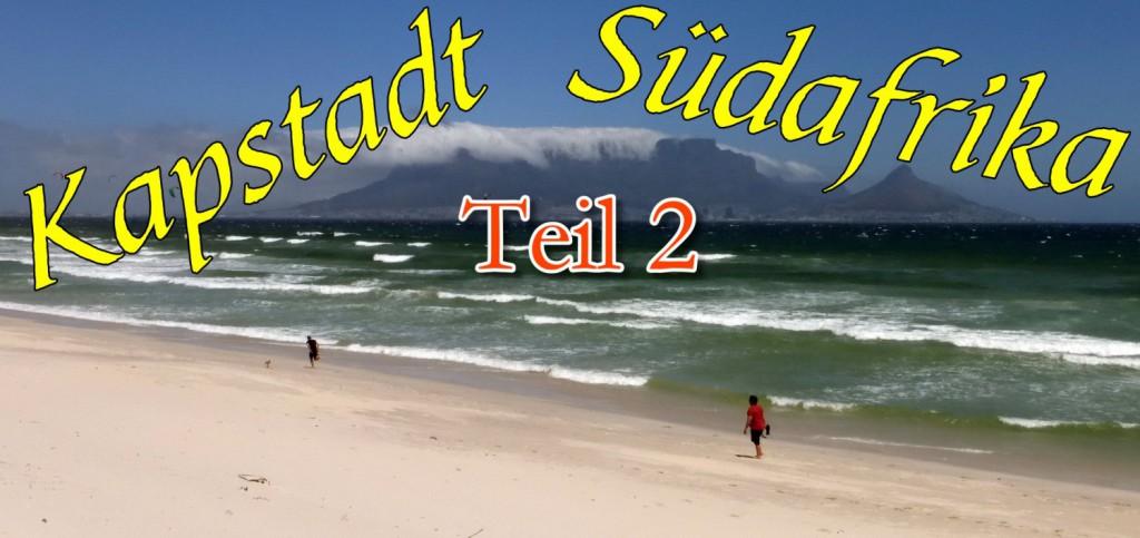 """Titelbild von  """"in und um Kapstadt, Teil 2"""""""
