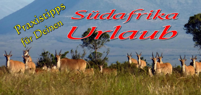 Titelbild Südafrika praktisch