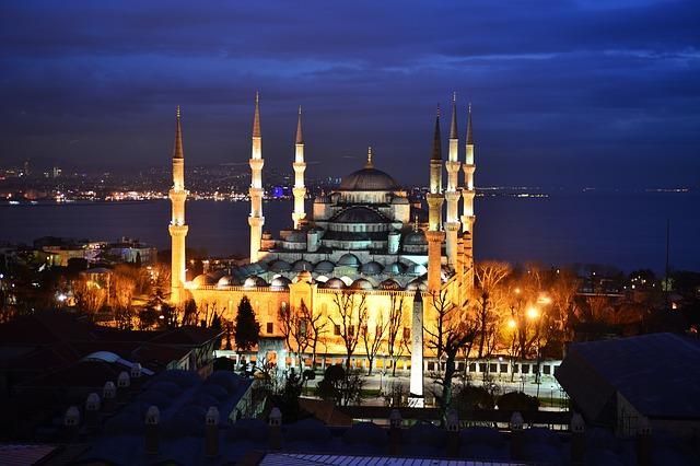 Istanbul.Photo by vedatzorluer (Pixabay)