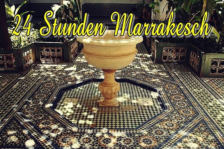Marrakesch - Titelbild - Bild copyright Lynn Benda