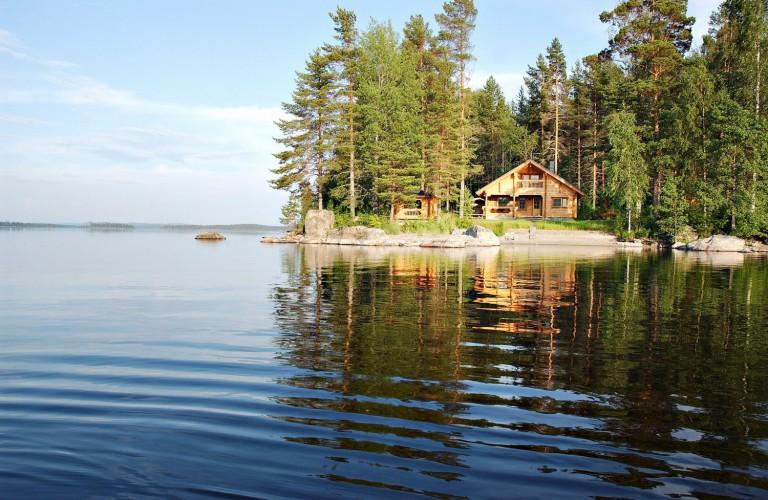 Inselhopping - Nationalpark in Finnland - Bild copyright www.visitfinland.de