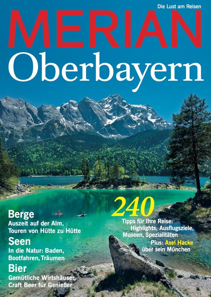 Merian Oberbayern 2016