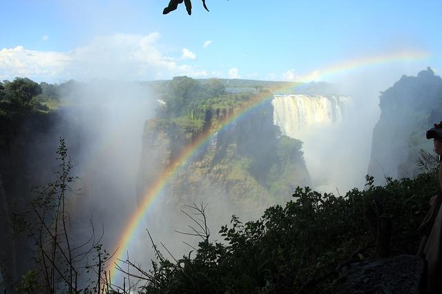 Zimbabwe – Simbabwe: Victoria Falls – Wasser ohne Ende