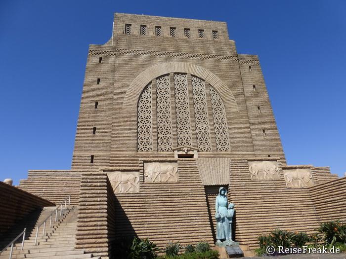 Pretoria,  Voortrekker Monument