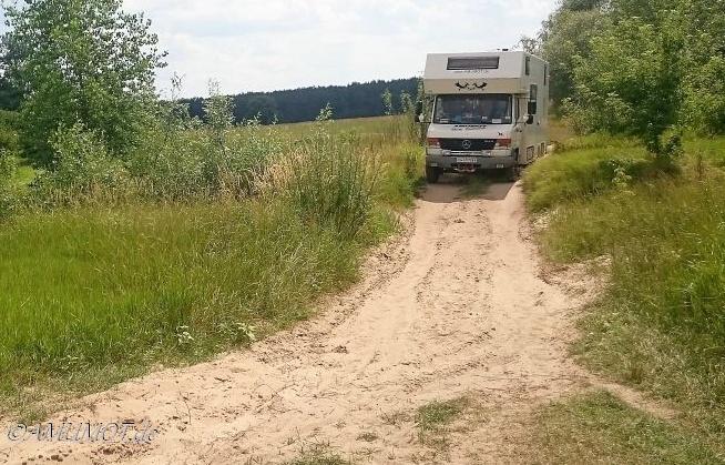 Mit dem Wohnmobil 50 Tage in Polen - Bild copyright Andre vom Blog amumot.de