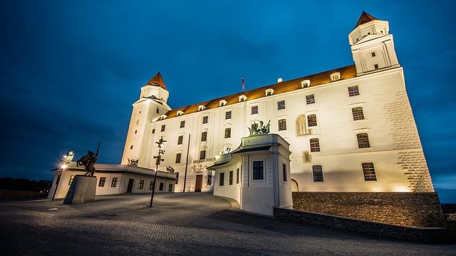 Slowakei: Überraschung beim Citytrip Bratislava