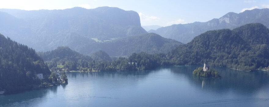 Bleder See, Bled, Slowenien