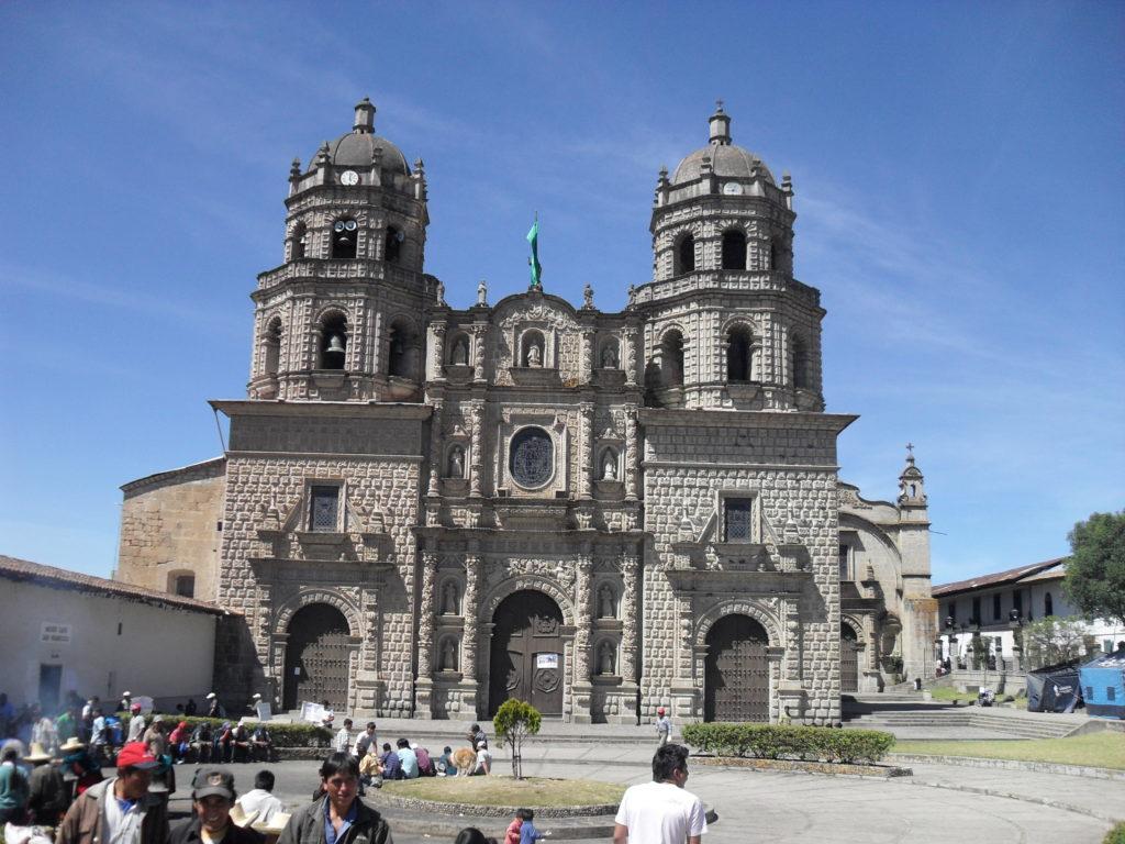 Peru: Cajamarca, ein Schauplatz der Inka-Geschichte