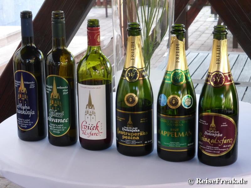 Slowenien, Dolenjska: Hügelige Weinregion für Genießer