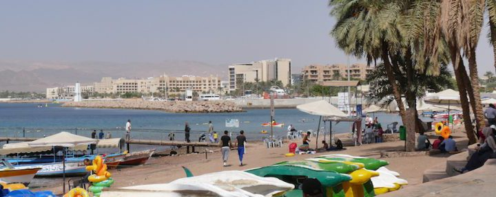 Jordanien: Unterwegs am Roten Meer bei Aqaba