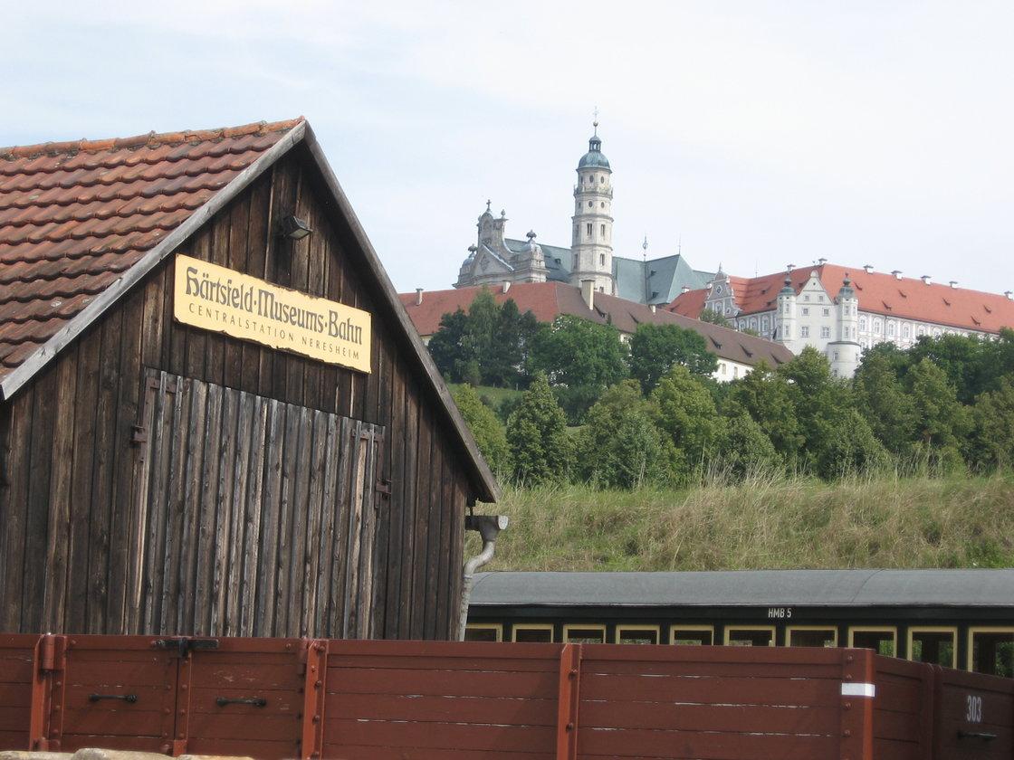"""Heimatliches Ausflugsziel Neresheim: Unterwegs im """"Goldenen Oktober"""""""