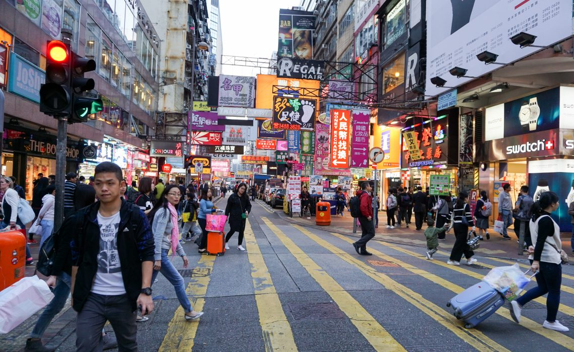 China: Hongkong – Sightseeing und Köstlichkeiten