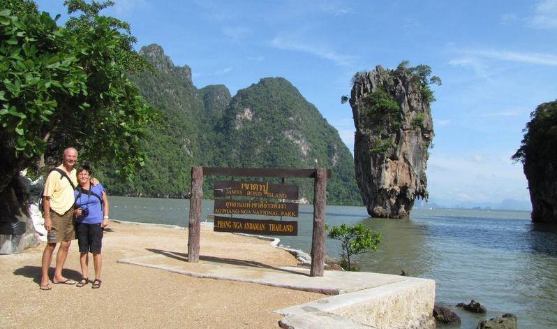 Thailand: Khao Lak – Baden, jede Menge Natur und mehr