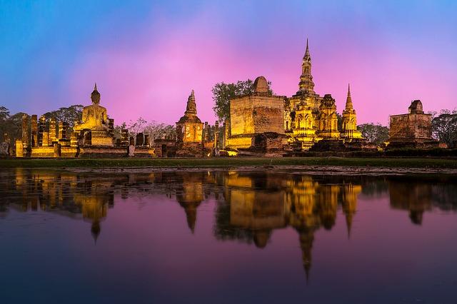 Thailand: Trubel und Ruhe – die 2 Seiten der Hauptstadt Bangkok