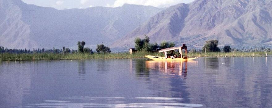 Titelbild Srinagar, Dal-See, Kaschmir, Kashmir