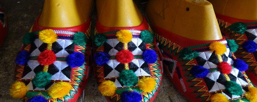 Schuhe in Ait Baha Marokko