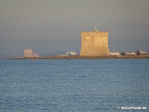Porto Cesareo, Torre Chianca, Apulien