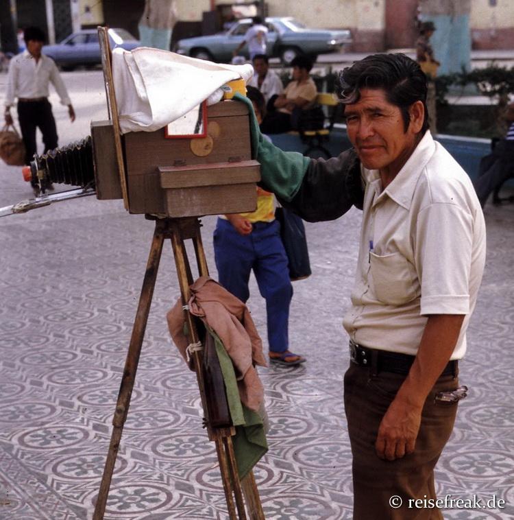 Peru 1984: Vom Titicacasee nach Machu Picchu