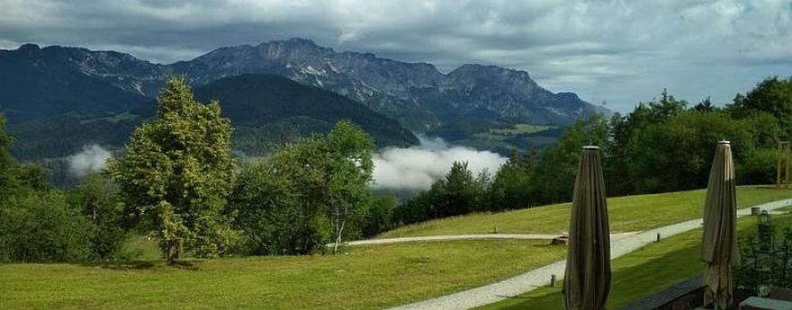 Titelbild Berchtesgaden - Beim Wandern ganz entspannt Grenzen überschreiten