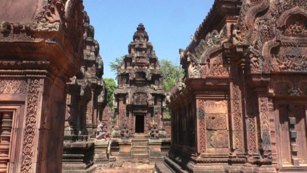 Titelbild Kambodscha. Bild copyright Ludwig Neudorfer